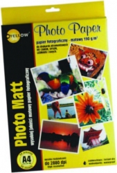 Papier FOTO YELLOW ONE A4 140 g/m matowy - X02354