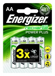 Akumulatory ENERGIZER POWER PLUS AA 2000mAh (4) - X06182